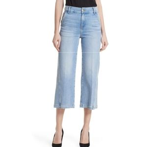 FRAME Twisted Seam Trouser Jeans